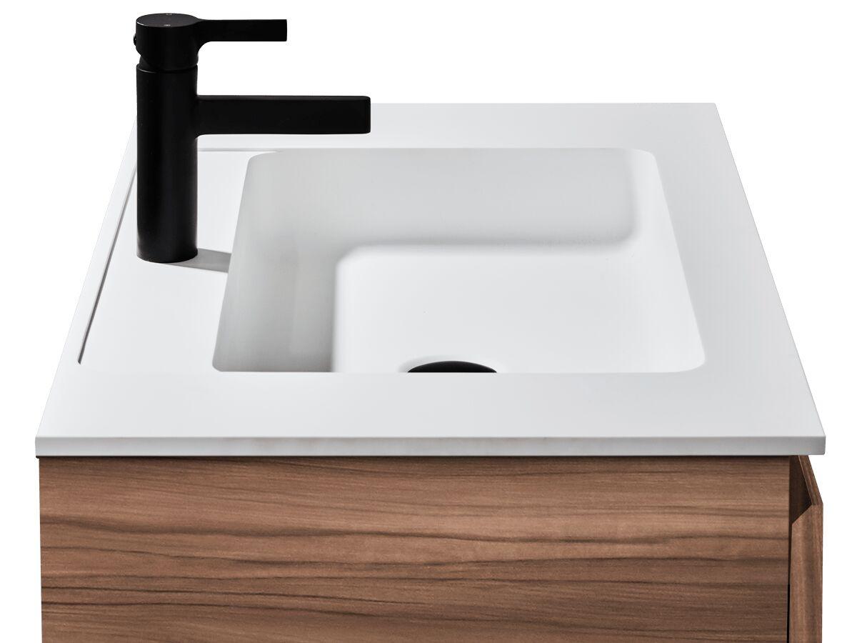 Tasca Wall Hung Vanity Unit 1 Drawer Single Bowl 750mm