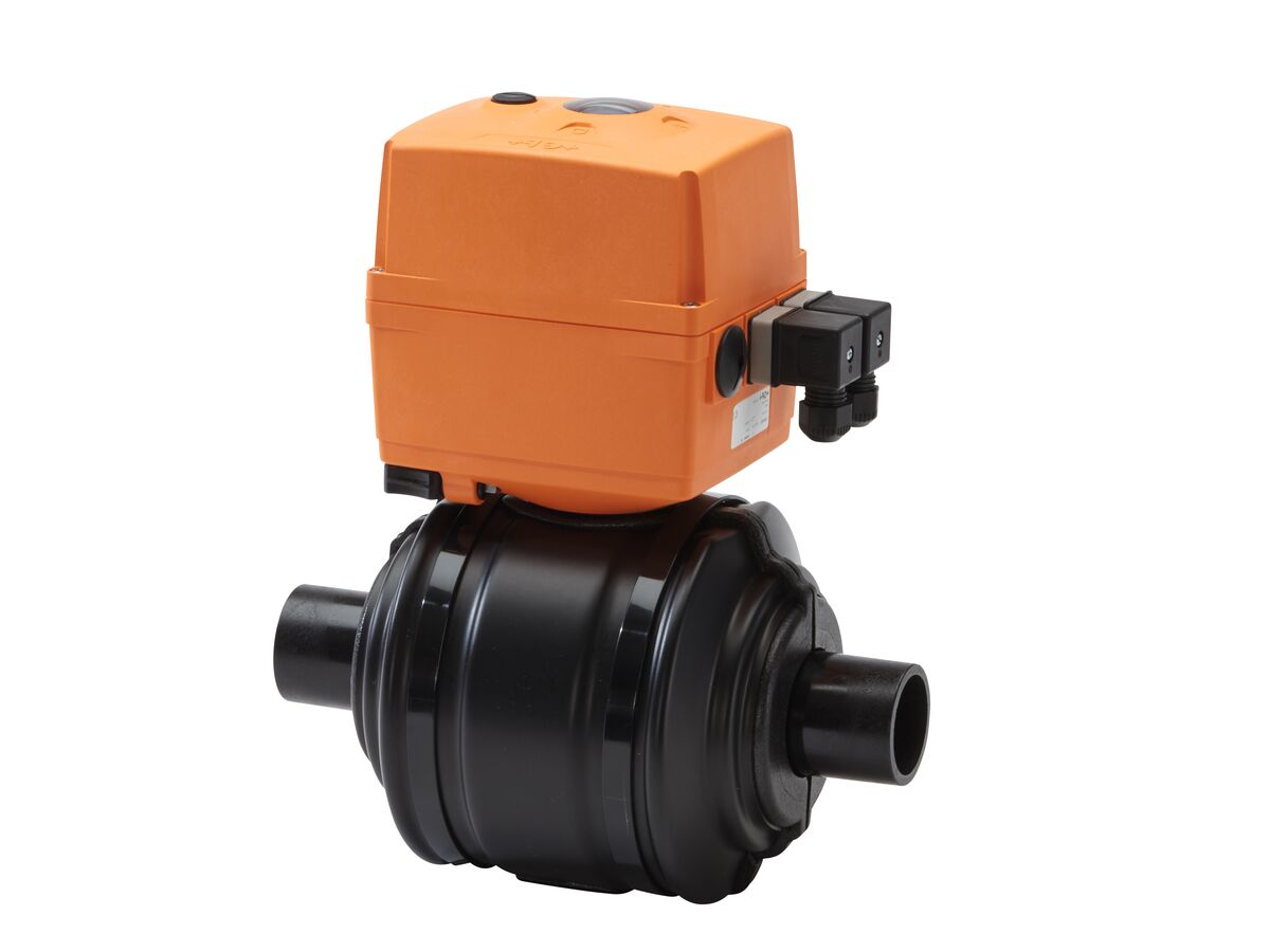 Coolfit 4.0 Electric Ball Valve Pn10 Abs 138546208 - 138546213.Jpg