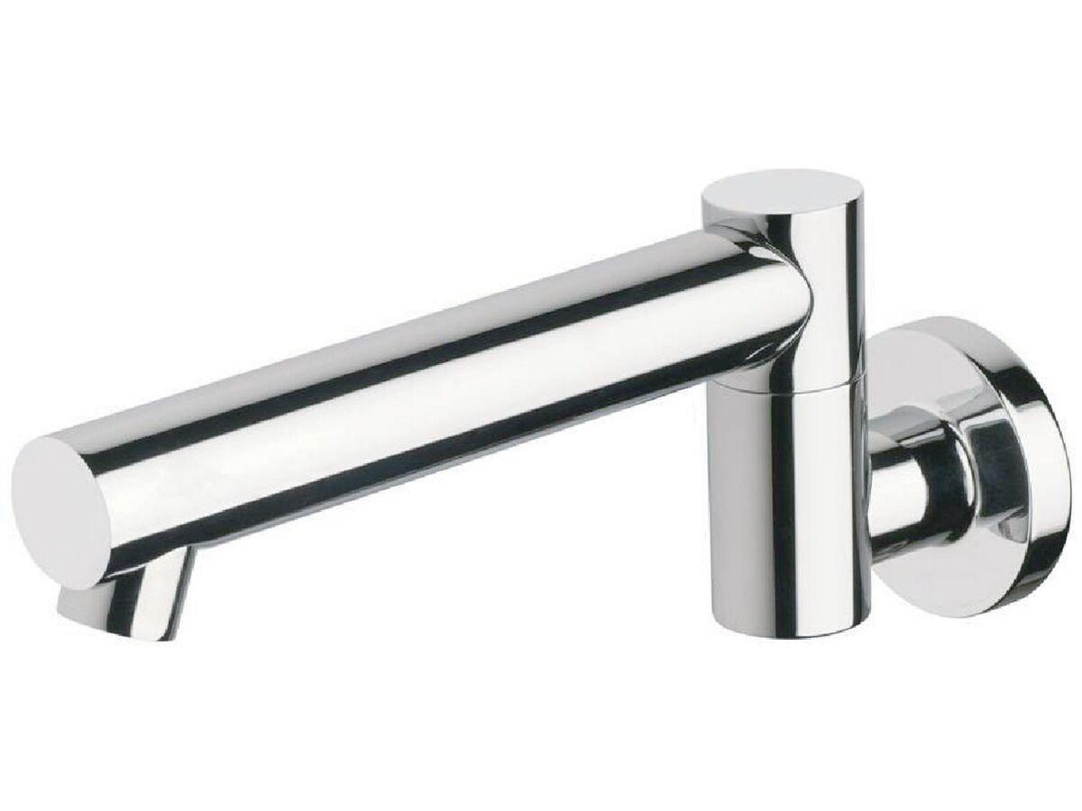 Scala Bath Outlet Swivel Straight Chrome