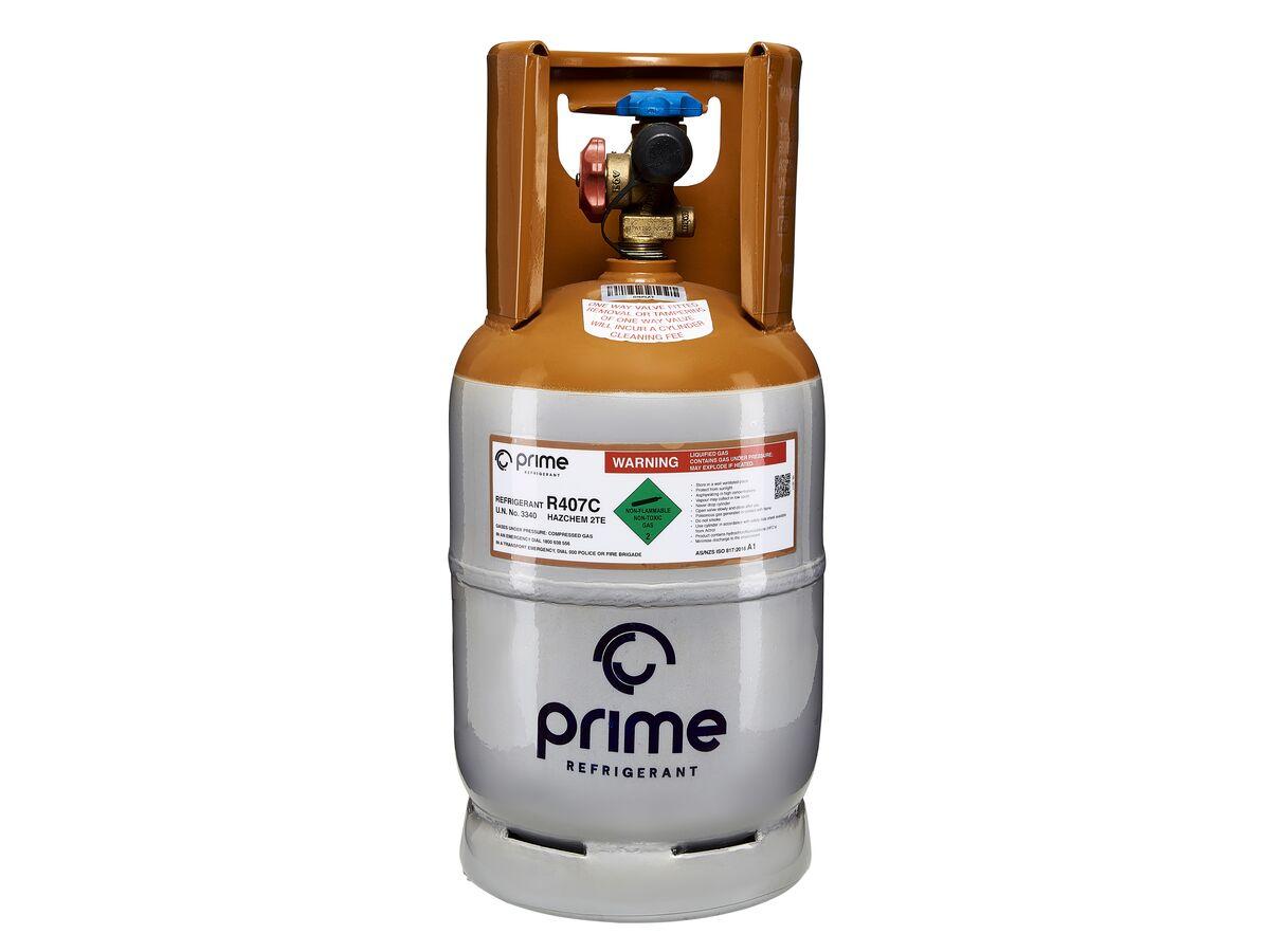 Prime Refrigerant R407C (HFC) 11kg