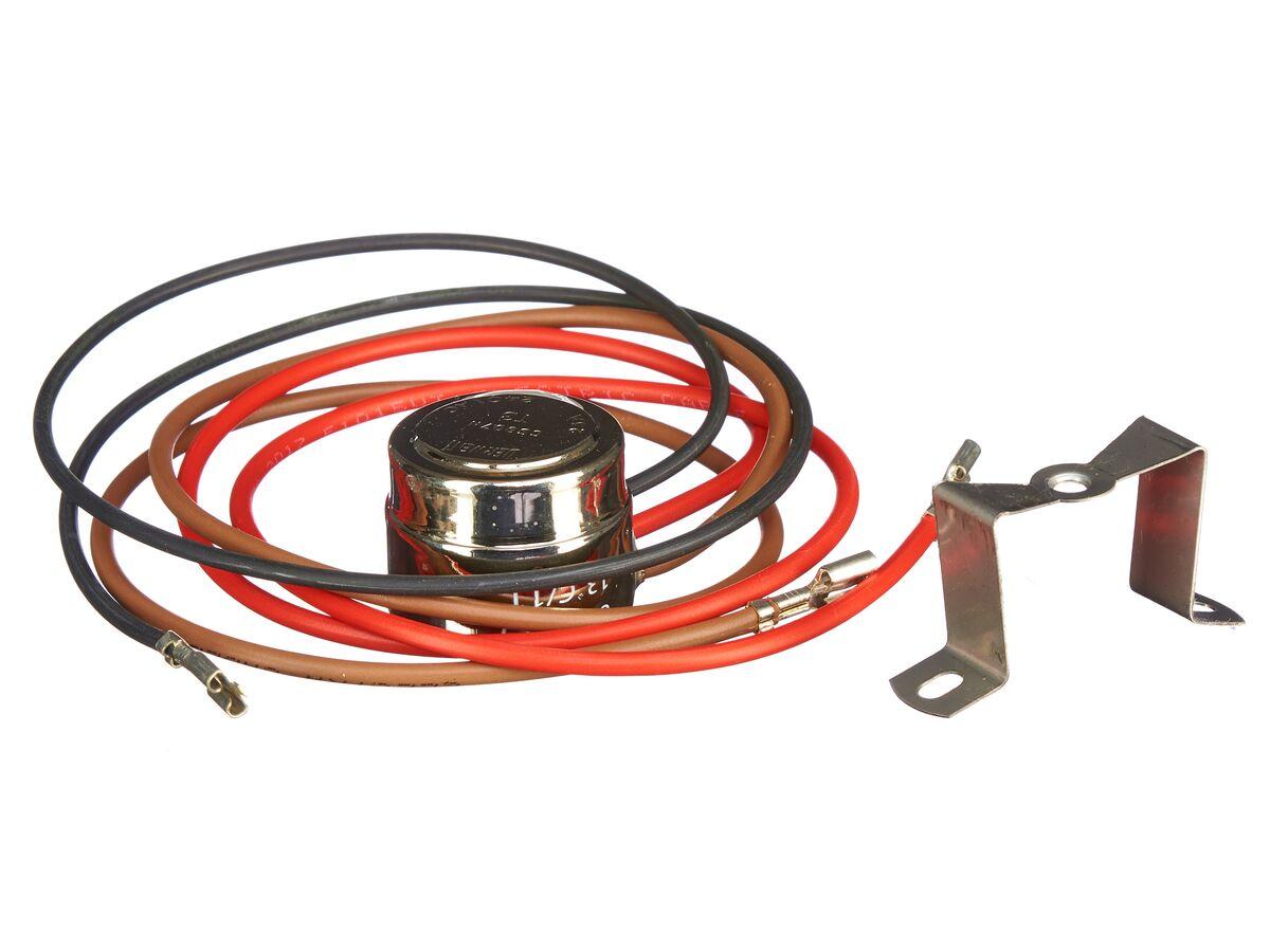 Derwent 3 Wire Defrost Thermostat 80920Y-1