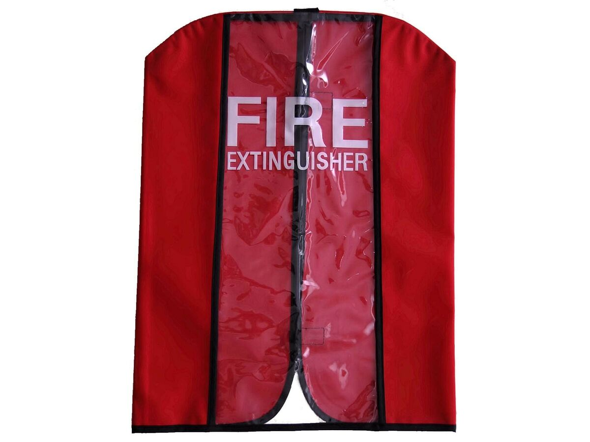 Fire Extinguisher Vinyl Cover -  CO2