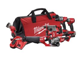 Milwaukee 6 Piece Fuel Kit Generation II