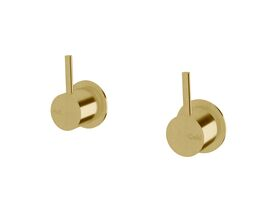 Scala Wall Top Assembly LUX PVD Brushed Pure Gold