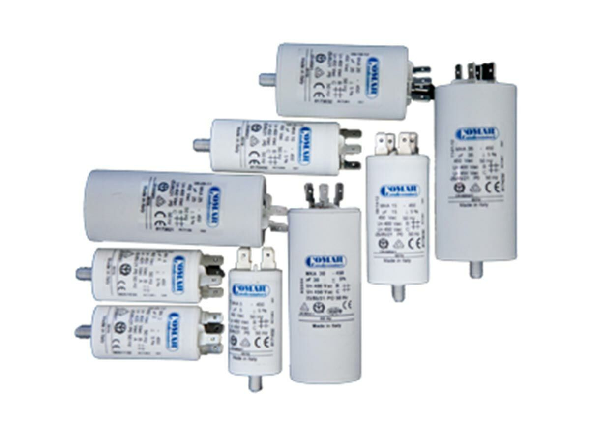 Acpar Run Capacitor