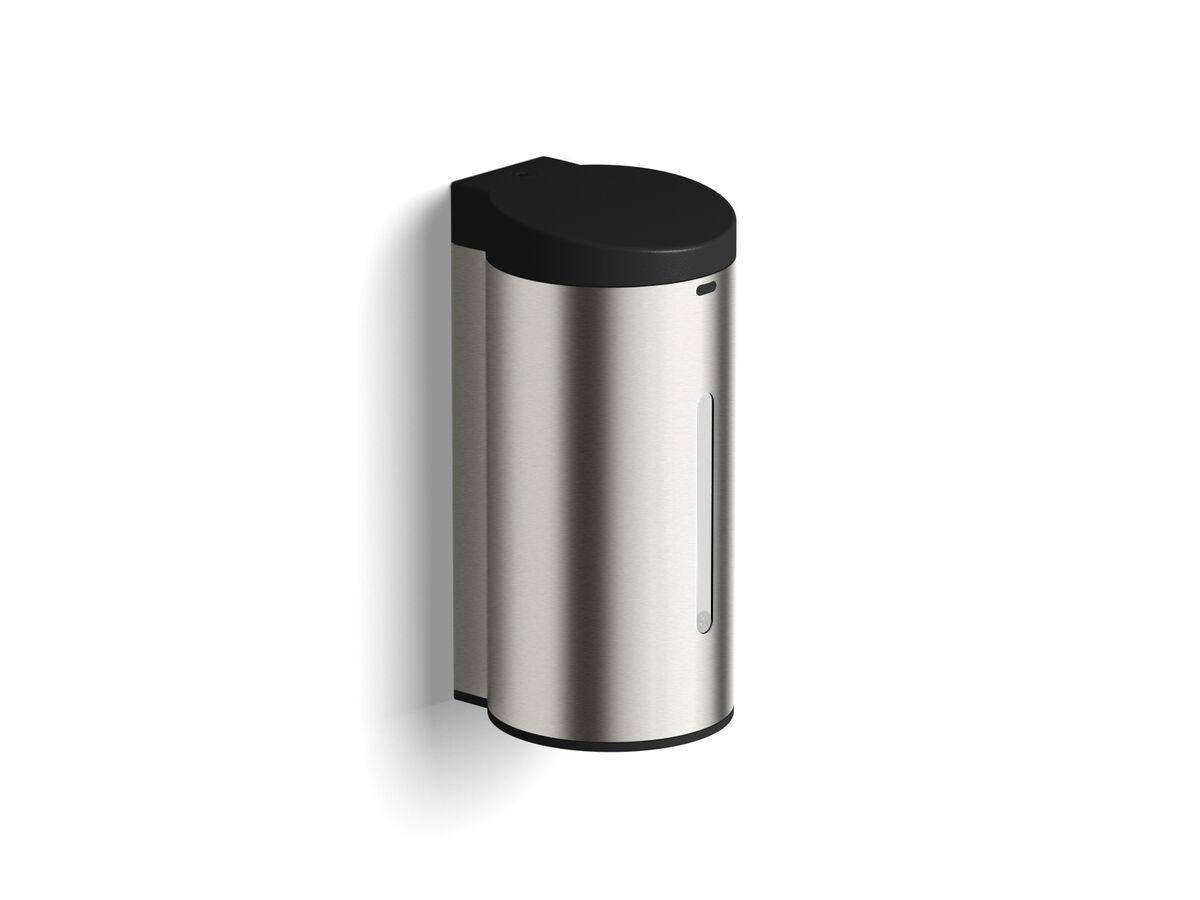 Wolfen Wall Mounted Sensor Soap Dispenser Stainless Steel