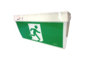 LED Ceiling Mounted Exit Light