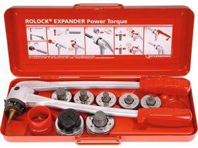 """Rothenberger ROLOCK Refrigeration Expander Set 3/8"""" - 1 1/8"""""""""""""""