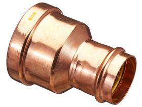 >B< Press Gas Reducing Coupling 80mm x 50mm