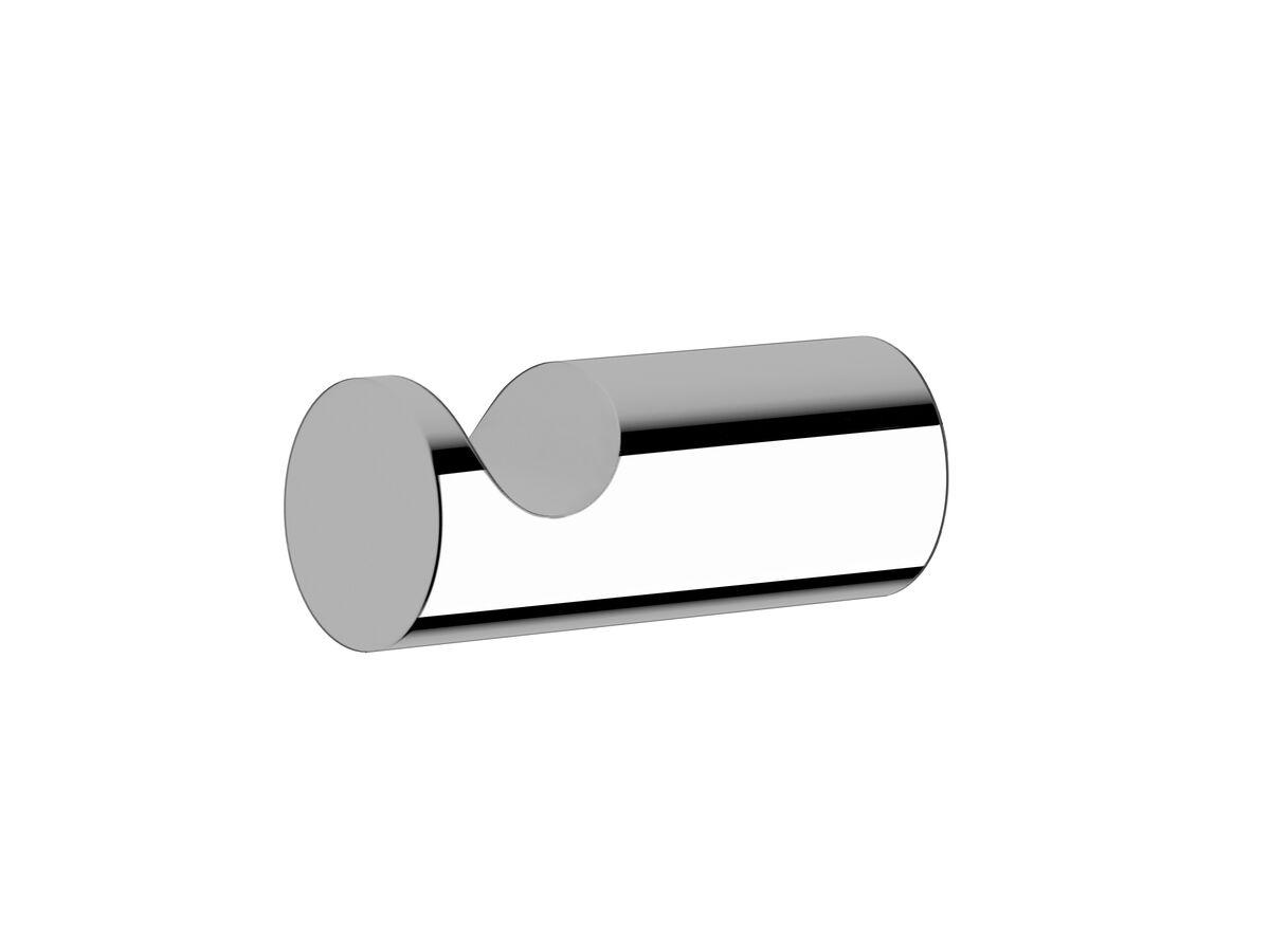 Scala Robe Hook Chrome