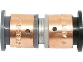 Auspex Stainless Steel PB Adaptor 16mm x 18mm PB