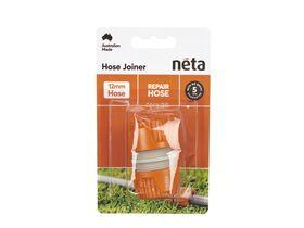 Neta Plastic Hose Joiner 12mm H