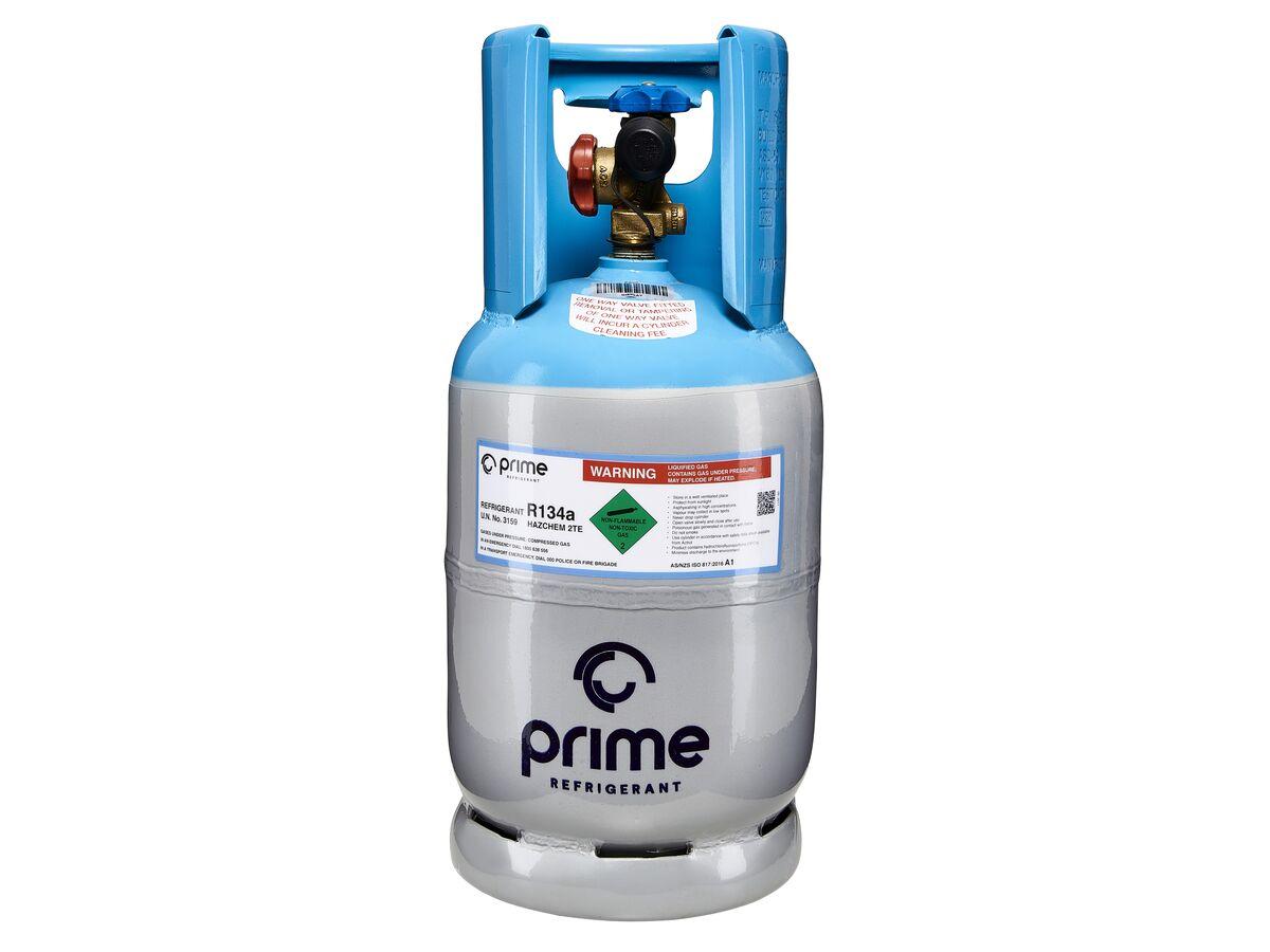 Prime Refrigerant R134a (HFC) 12kg