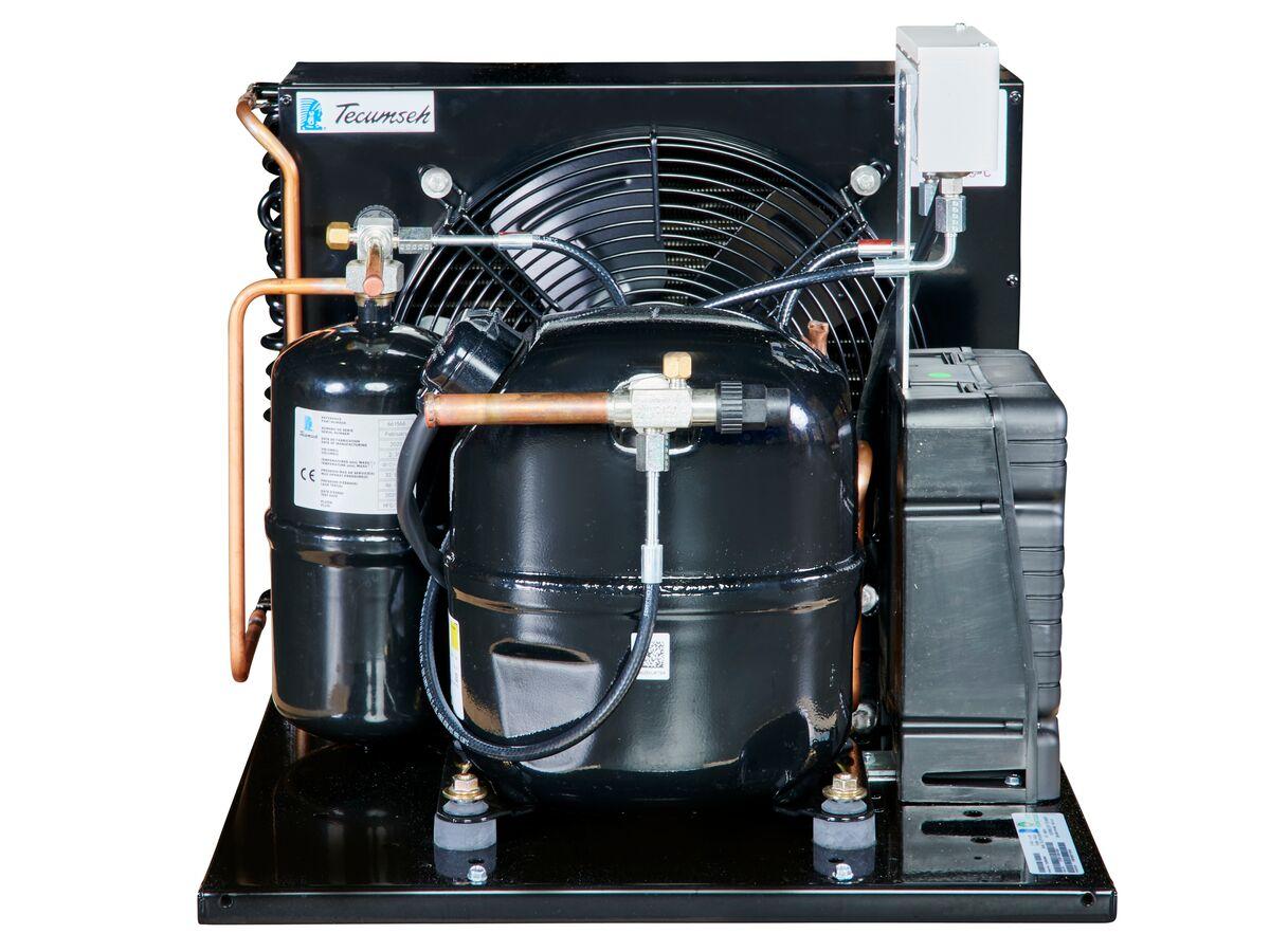 Tecumseh AJ2 HTA Condensing Unit 1HP R404 MHBP CAJT9510ZMHR-FZ-1 with Pressure Control