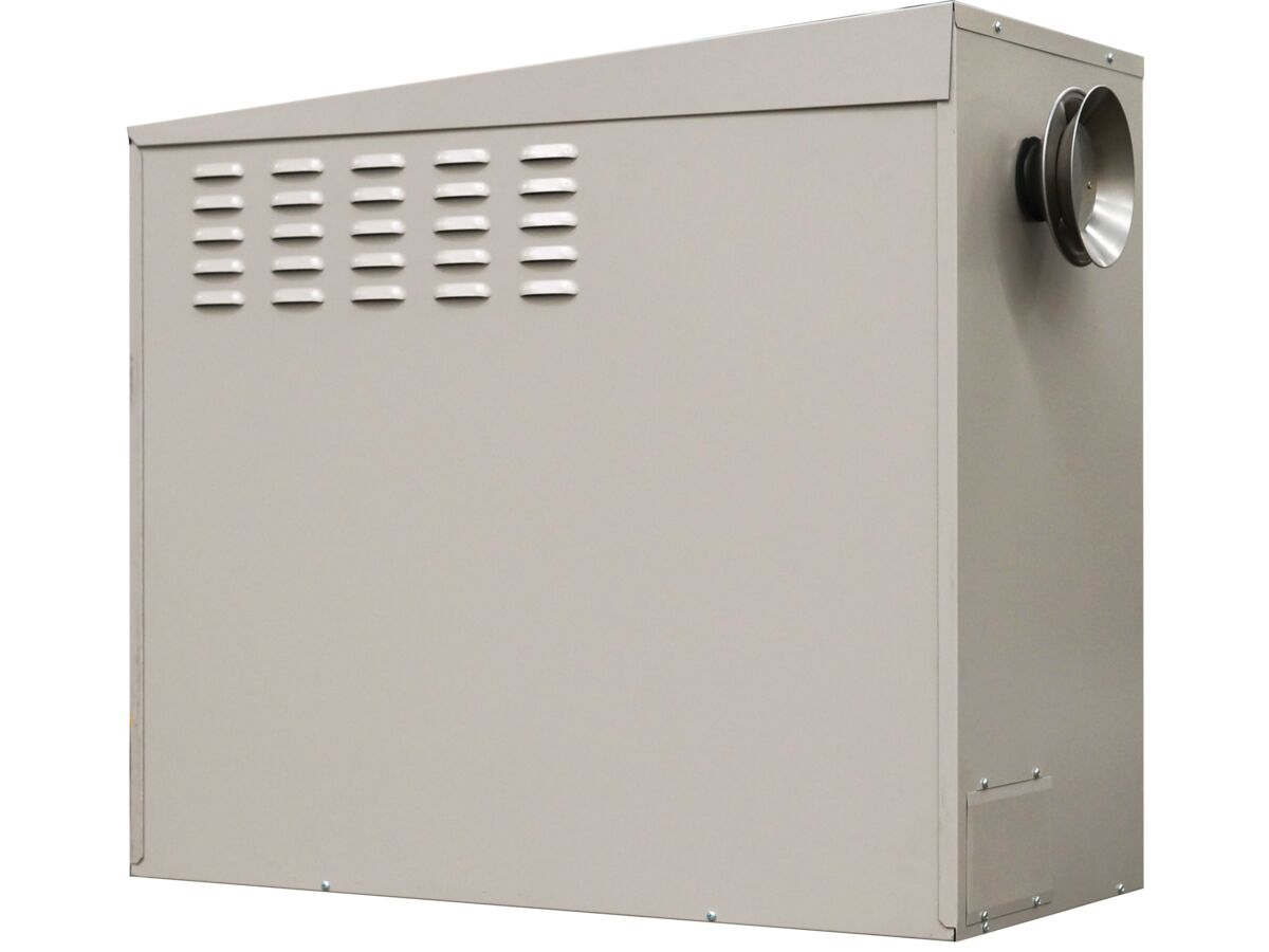 Brivis Buffalo Ducted Heater External