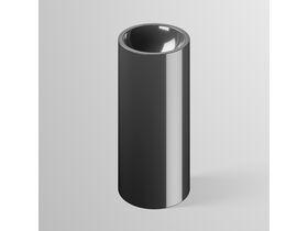 Alape Circa Freestanding Basin 400mm Dark Iron