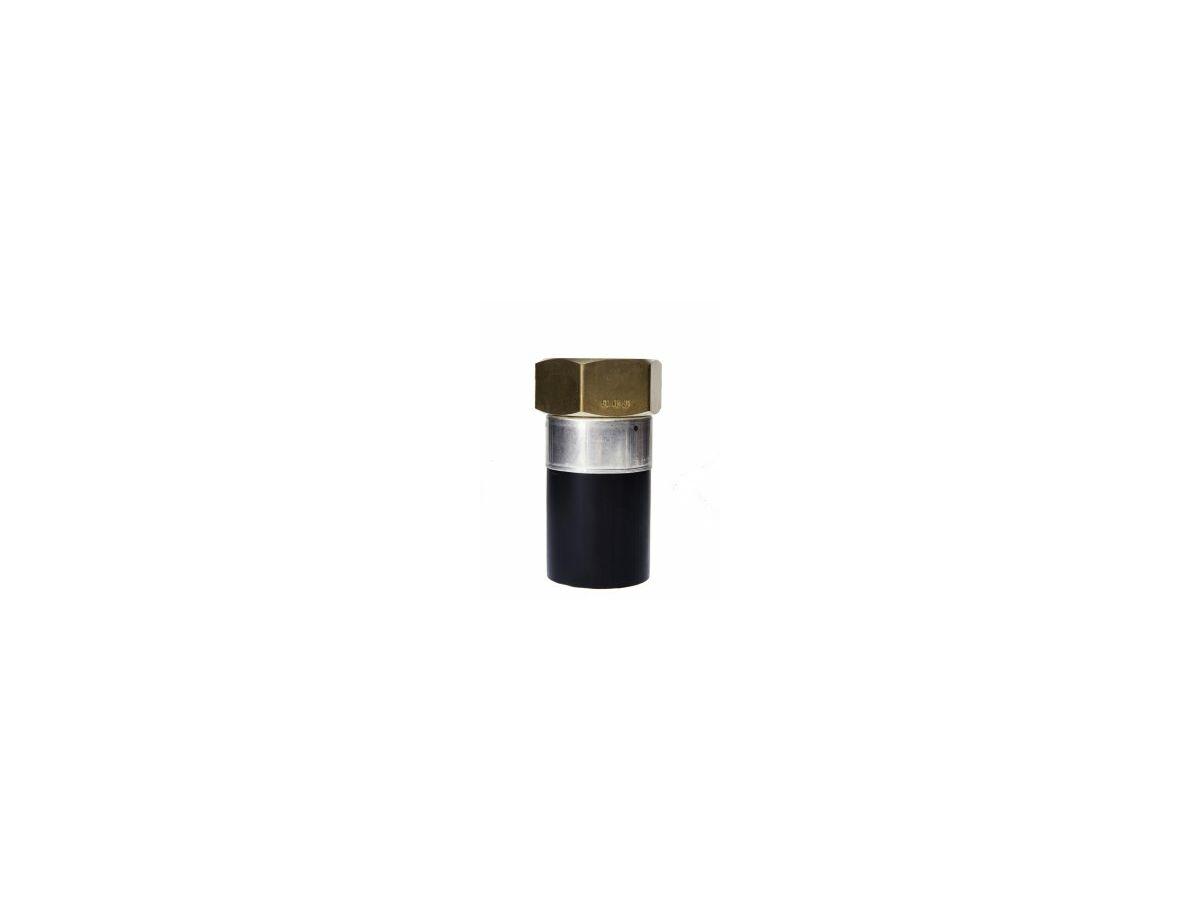 Friatec Electrofusion Brass BSP Adaptor Insert x 20mm Fi