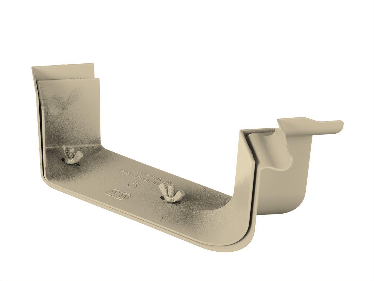 Quad Angle Cast Internal 90 Degree 115mm Paperbark