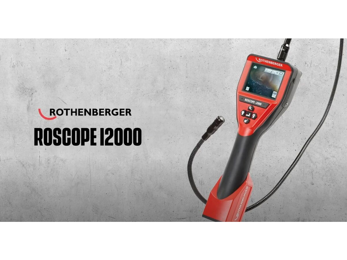 Rothenberger Roscope Video