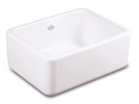 Shaws Lancaster 24 Ceramic Sink White