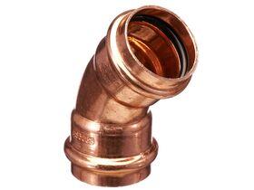 >B< Press Water Elbow 45 Degree x 32mm