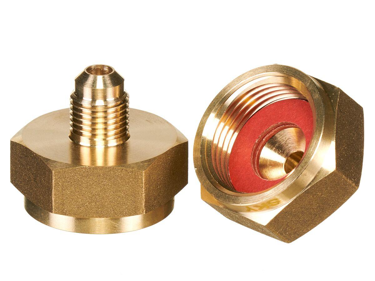 Refrigerant Cylinder Adapter