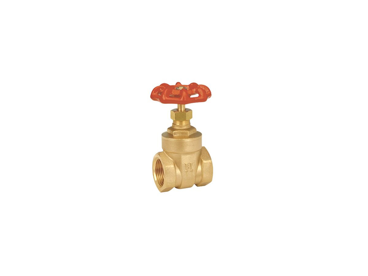 Gate Valve Brass Female