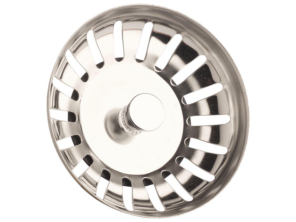 AFA Stopper for Basket Waste Stainless Steel