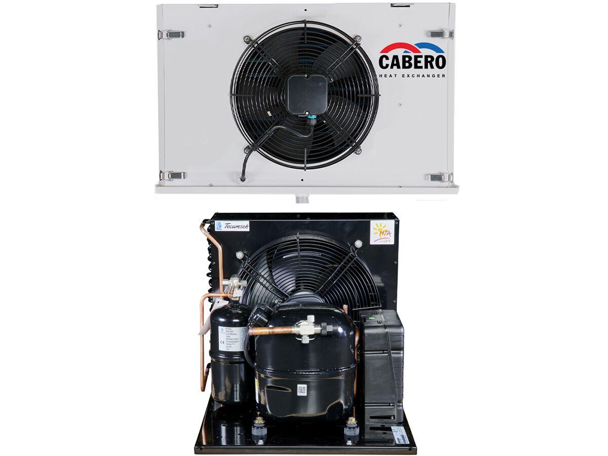 1.25hp 1 Phase HTA Unit & Cabero Combination