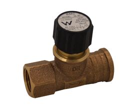 RMC Non Return/Isolating Duo Valve 15mm