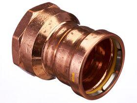 ">B< Press Gas Female Coupling 80mm x 3"" BSP"""