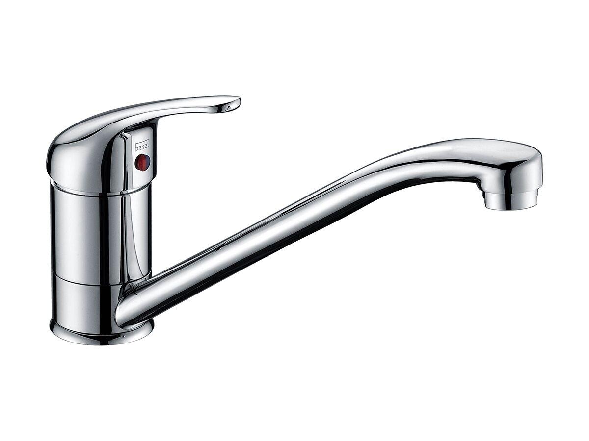 Base MK2 Sink Mixer Chrome