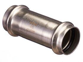 >B< Press Stainless Steel Slip Coupling 42mm
