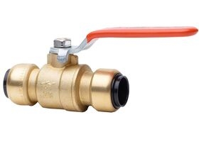 Sharkbite Copper Ball Valve Lever