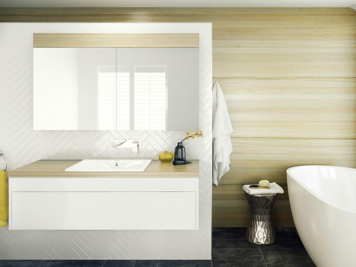Acqua Mirror Cabinet / Vanity Unit