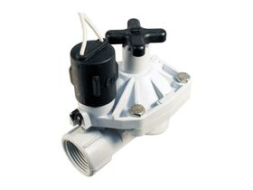 Weathermatic 12000 Solenoid Valve with Flow Control 25mm