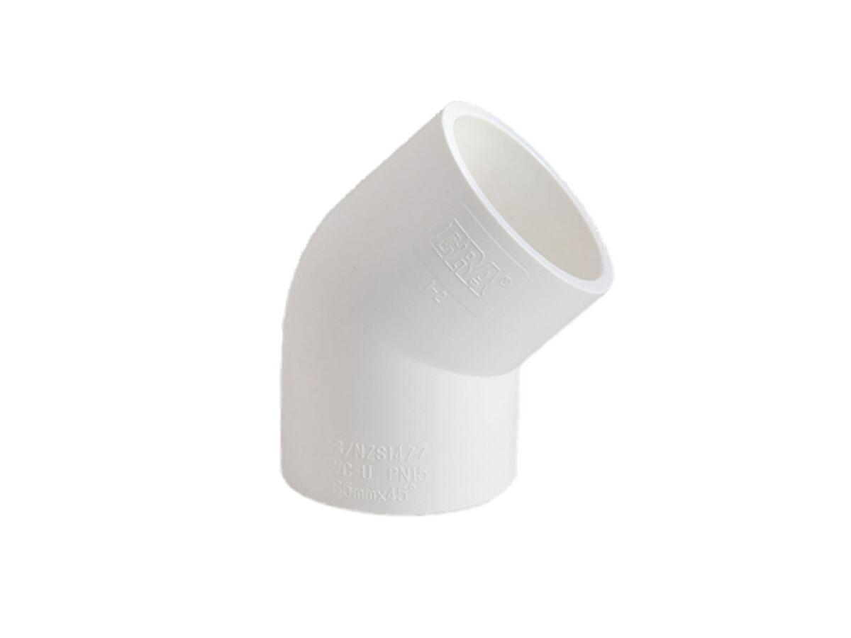 PVC Elbow 45 Degree (Cat. 10)