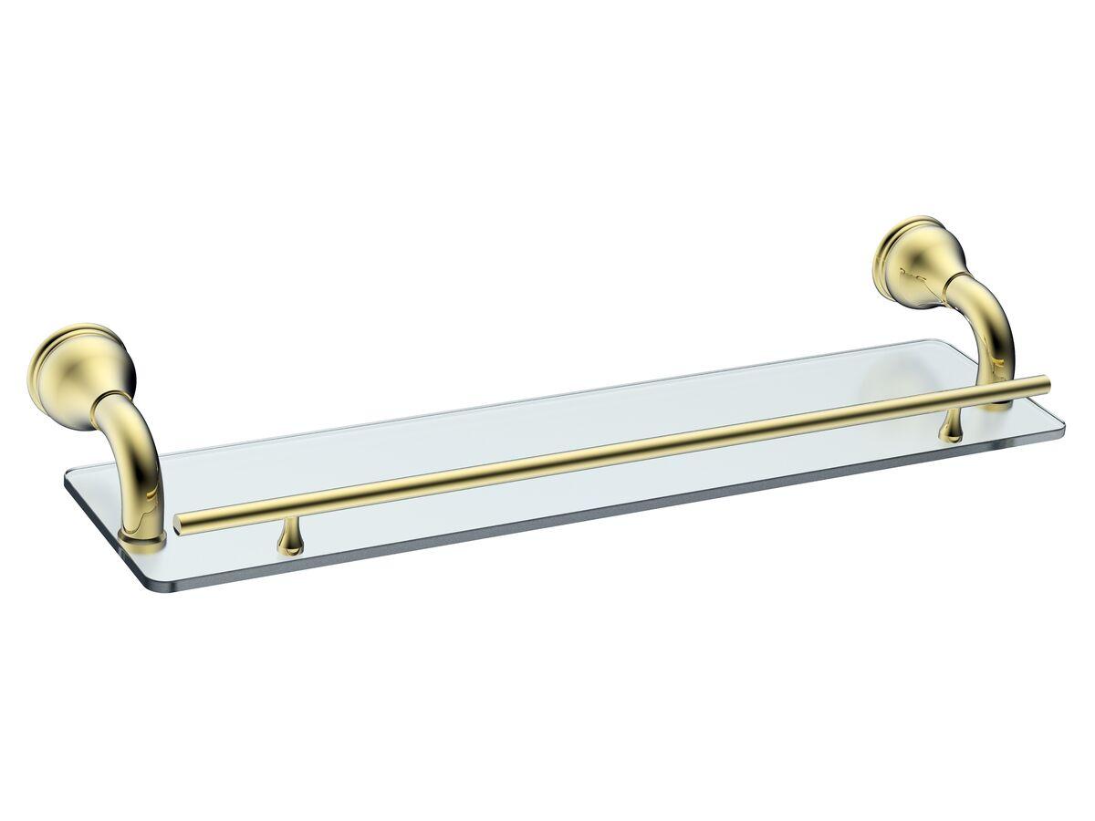 Milli Voir Shower Shelf Brass Gold