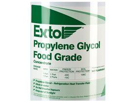 Glycol Propylene Usp Food Grade 215lt