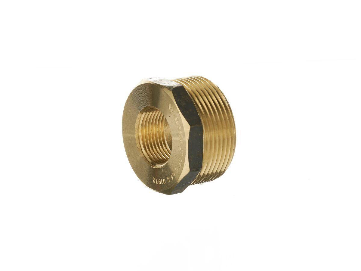 Bush Reducing Brass 40mm x 20mm