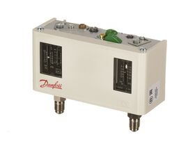 Danfoss KP15 Dual Ppressure Control Conversion Reset