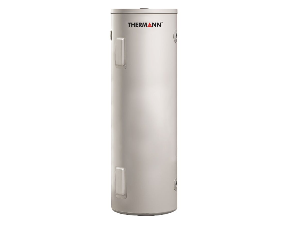 Thermann Electric Hot Water Unit Twin Element 315L