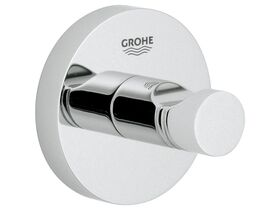 Grohe Essentials Accessories Robe Hook Chrome