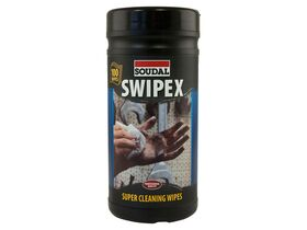 Soudal Swipex Hand Wipes (100)