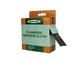 Bridgland Plumbers Abrasive Cloth 4.6mtr