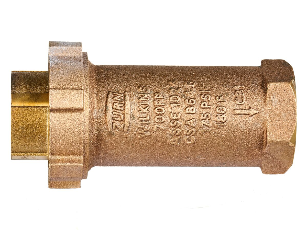 Dual Check Valve 32mm