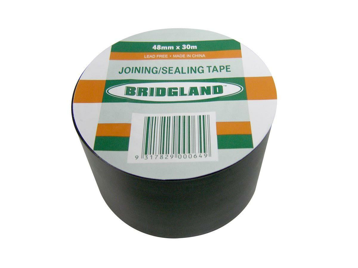 Bridgland Duct Tape 48mm x 30mtr Black