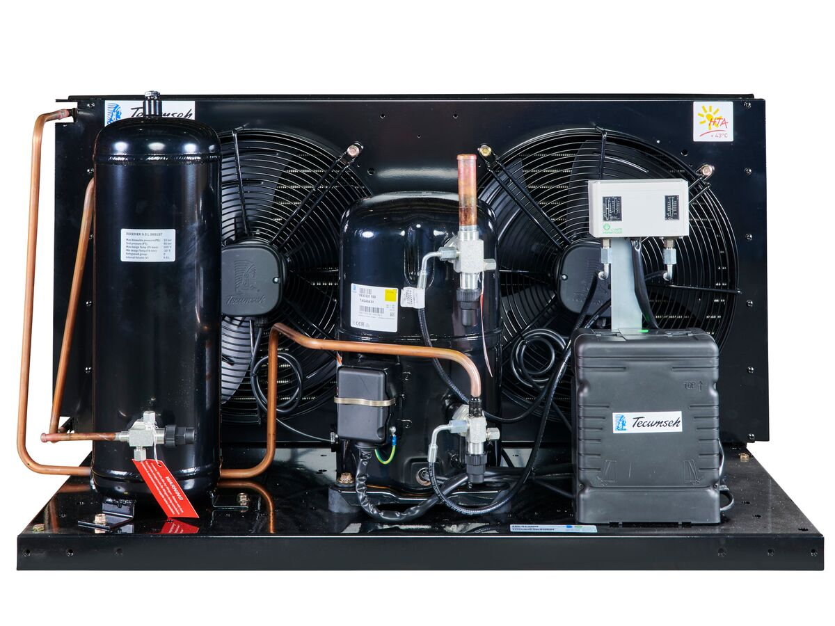 Tecumseh HTA Condensing Unit 3.5hp R134 MHBP TAGT4543YHR-2