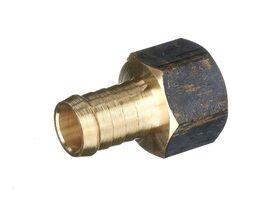Brass Hose Barb 20Fi x 20mm Hose