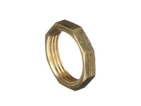 Locknut Brass 20mm